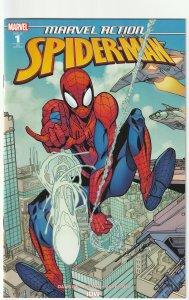 MARVEL ACTION SPIDER-MAN # 1 (2018 IDW) STADIUM COMICS VARIANT