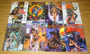 Starslayer: the Director's Cut #1-8 VF/NM complete series mike grell 2 3 4 5 6 7