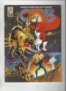Orb Magazine #3 (Dec 74} Gene Day,Jim Craig,Ken Steacy Art VF