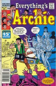 Everything's Archie #133, VF- (Stock photo)