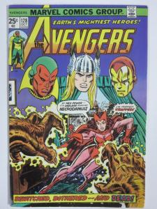 AVENGERS 128 FINE+ October 1974 COMICS BOOK