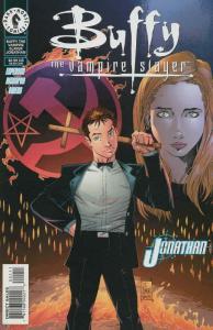 Buffy the Vampire Slayer: Jonathan #1 VF; Dark Horse | save on shipping - detail