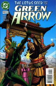 Green Arrow #113 FN; DC   save on shipping - details inside