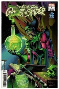 Spider-Gwen Ghost Spider #3 Variant Edition (Marvel, 2019) NM