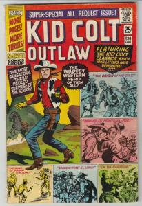 Kid Colt Outlaw #130 (Sep-66) FN/VF Mid-High-Grade Kid Colt
