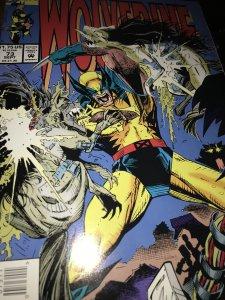Marvel Wolverine #73 Mint Hot