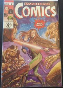 DARK HORSE COMICS #7, NM, Predator, 1992 1993, Star Wars, RoboCop, Dark Horse