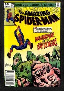 The Amazing Spider-Man #228 (1982)