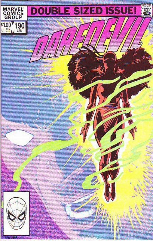 Daredevil #190 (Jan-83) NM Super-High-Grade Daredevil