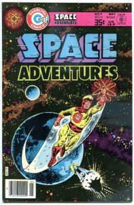 SPACE ADVENTURES #9, FN, Sci-Fi, Atomic Blast, Ditko,1978,more Charlton in store
