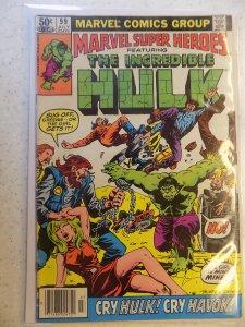 MARVEL SUPER-HEROES # 99