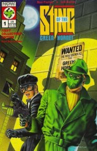 Sting of the Green Hornet #1 FN; Now | save on shipping - details inside