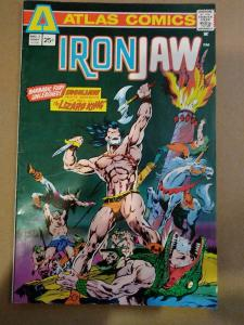 Ironjaw #3 (May 1975, Atlas Comics) Pablo Marcos art