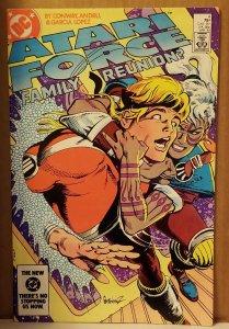 Atari Force #4 (1984)
