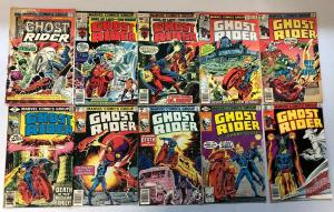 Ghost Rider Lot 13 different