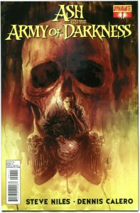 ASH and the ARMY OF DARKNESS #1, NM-, Bruce Campbell, 2013, more AOD in store