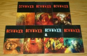 Choker #1-6 VF/NM complete series + variant - ben templesmith - image comics set