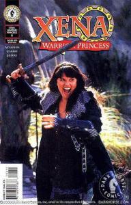 Xena: Warrior Princess (Dark Horse) #8SC FN; Dark Horse | save on shipping - det