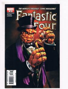Fantastic Four #528 NM Marvel Comic Books The Thing Mr Fantastic Human Torch SW4