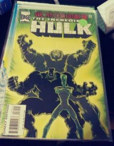 incredible hulk  # 439 1996  MARVEL ,ghosts of the future  pt 2 -leader+maestro