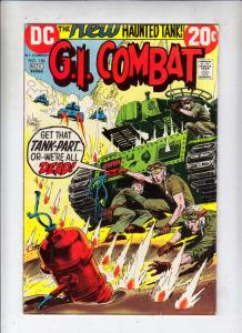 G.I. Combat #156 (Nov-72) VF/NM High-Grade The Haunted Tank