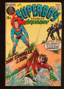 Superboy (1949 series) #171, VF+ (Actual scan)