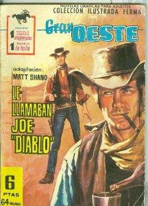 Gran Oeste numero 164: Le llamaban Joe Diablo