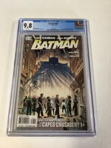 Batman 686 Cgc 9.8 White Pages Dc Comics