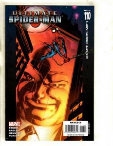 10 Ultimate Spider-Man Marvel Comics 110 111 112 113 114 115 116 117 118 119 EK3