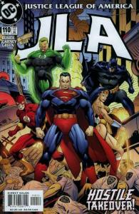 JLA #110, NM- (Stock photo)
