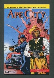 Ape City #2 /  8.0 VFN  / September 1990