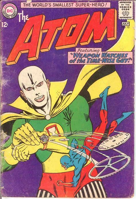 ATOM 13 G-  July 1964 COMICS BOOK