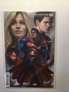 Action Comics 1026 Near Mint Nm Variant Dc Comics