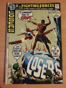 Our Fighting Forces #137 ~ VERY GOOD VG ~ 1972 DC COMICS