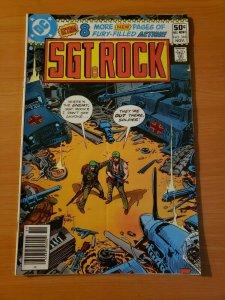 Sgt Rock #346 ~ VERY FINE VF ~ (1980, DC Comics)