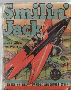 SMILIN' JACK IN WINGS OVER THE PACIFIC-BIG LITTLE BOOK G