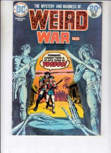 Weird War Tales #20 (Dec-73) VF- High-Grade