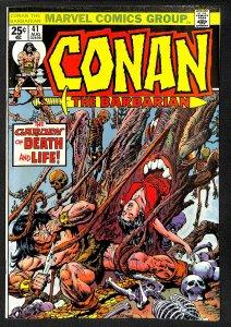 Conan the Barbarian #41 (1974)