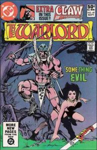 DC WARLORD (1976 Series) #49 VF