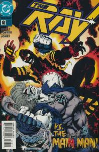 Ray, The #8 VF/NM; DC | save on shipping - details inside