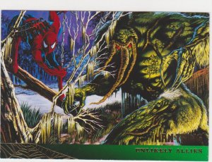 1995 Fleer Ultra Spider-Man #132 Spider-Man/Man-Thing