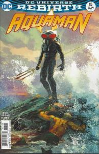 Aquaman (8th Series) #15A VF/NM; DC | save on shipping - details inside