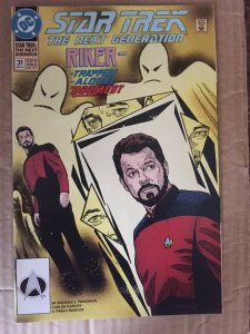 Star Trek The Next Generation #31