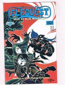 Elfquest: Siege At Blue Mountain #3 VF Warp Graphics Comic Book 1987 DE41 AD18