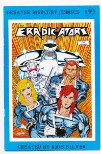 Eradicators (1989 Greater Mercury) #1-5 FN/VF/NM