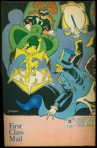 The Comic Reader Fanzine #157 1978- Green Lantern & Solomon Grundy cover G