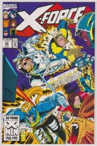 X-Force #20 (VF-NM)