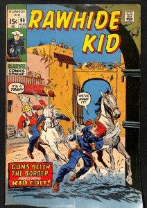 The Rawhide Kid #90 (1971)