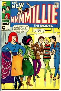 Millie The Model #161 1968-Marvel-Chili appears-FN/VF