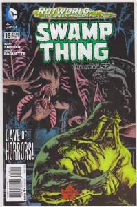 Swamp Thing #16